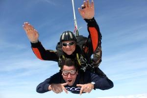 saut parachute paris